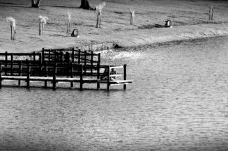 Pier do Lago das Nações