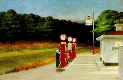 Gas - 1940