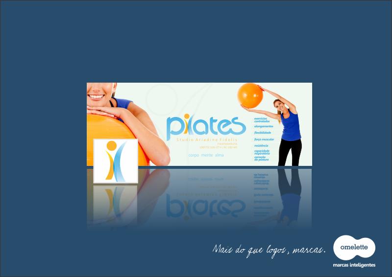 Pilates ariadine fidelis tem novo conceito branding for O architecture facebook
